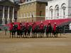 Changing of the Guards at Horse Guards Parade